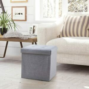 small foot stool in ottomans