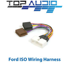 bf falcon audio wiring diagram ceiling fan uk car video wire harnesses for ford ebay au 1998 2002 iso harness stereo radio plug lead adaptor