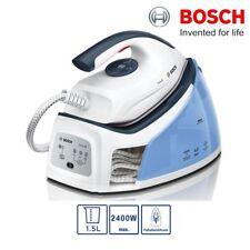 Bosch Series 2 Tds2140gb Steam Generator Iron 2400w Anti Scale 220g Shot