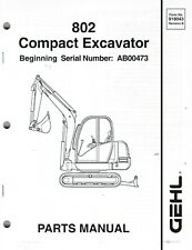 Gehl Heavy Equipment Parts & Accessories for Gehl