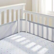 gray crib nursery bumpers for sale ebay