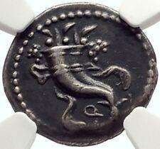 Dictator SULLA Anonymous 82BC Silver Roman Republic Coin w VENUS NGC i69574