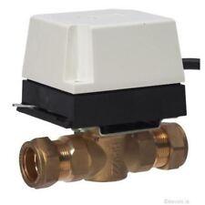 danfoss 3 port valve wiring diagram vw jetta radio ebay central heating 2 22mm 4 wire head body hp22 part 087n660900