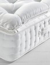 5ft King Size Zara 11000 Pillow Top Pocket Sprung Mattress With British Wool