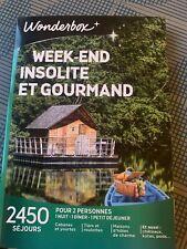 Week End Insolite Et Gourmand Wonderbox : insolite, gourmand, wonderbox, Wonder, Gourmand, Vente