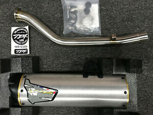two brothers racing motorcycle exhausts