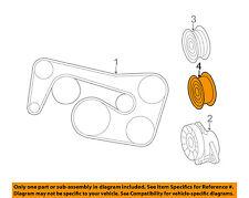 Belts, Pulleys, & Brackets for MercedesBenz | eBay