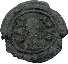 AKSUMITE KINGDOM 400AD Authentic Ancient Anonymous Roman Times Coin i69194