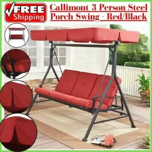 red metal patio patio chairs for sale