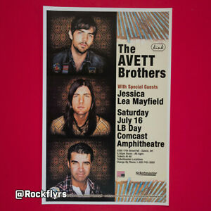 avett brothers posters for sale ebay