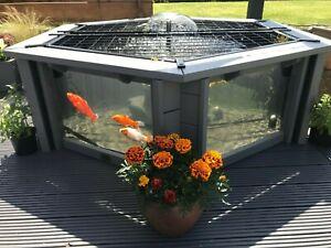 raised pond for sale ebay