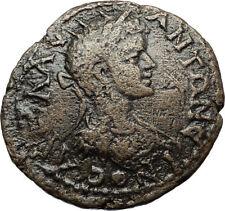 CARACALLA Authentic Ancient Genuine Odessos Thrace Roman Coin w DERZELAS i71059