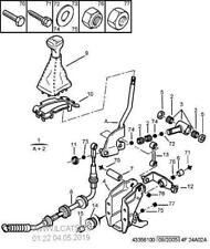 PSA Peugeot Citroen Genuine OEM Car Gear Linkages for sale