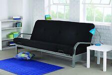 Futon Sofa Bed W Mattress Convertible Sleeper Lounger Dorm Couch New