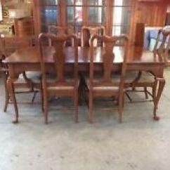 Lexington Dining Chairs High Chair For Boy Furniture Set Ebay Cherry