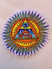 Trippy Patches : trippy, patches, Psychedelic, Patches