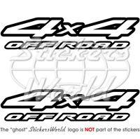 No Road No Problem Vinyl Decal 4wd 4x4 Sticker fits Jeep