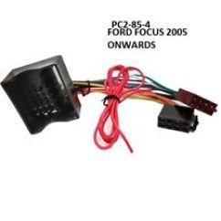 Ford Fiesta Mk6 Audio Wiring Diagram Siemens Lighting Contactor Genuine Oem Looms Ebay Focus 2004 To 2011 Iso Stereo Head Unit Harness Adaptor Lead