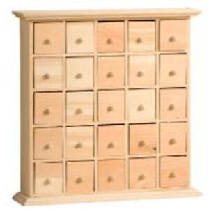 boites de rangement tiroirs en bois