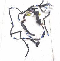 2008-2013 Lexus IS-F ISF oem left driver rear door wire