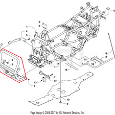 Arctic Cat ATV, Side-by-Side & UTV Bumpers for Arctic Cat