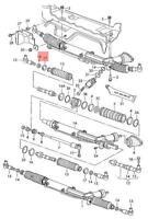 Brake Servo Relay # 373 VW Audi A4 A6 A8 Passat B5