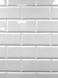 beveled subway tile products for sale