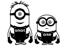 Smart Fortwo Car Exterior Styling Badges, Decals & Emblems