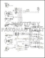 COLOR Wiring Diagram 11x17 for 1965 Chevrolet GMC C10 C15
