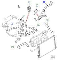 Land Rover Defender New Genuine Fuel Filler Cap & Key