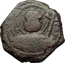 CRUSADERS of Antioch Tancred Ancient 1101AD Byzantine Time Coin St Peter i69523