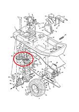 Murray 1030 10-30 Transmission Belt (driveswheels
