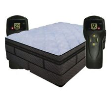 Twin Extra Long 14 Sleep Air Bed 50 Number Remote Adjule Electric