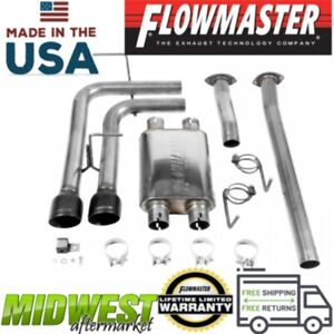flowmaster exhaust systems for toyota