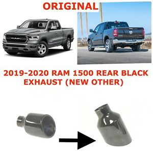 truck exhaust pipes tips for ram