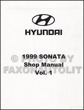 Car & Truck Service & Repair Manuals for Hyundai for sale