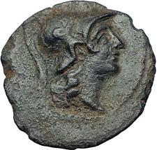 ALEXANDER II ZABINAS Rare R2 Authentic Ancient Seleukid Greek Coin ATHENA i67987