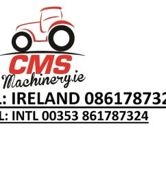 cms tractor parts cms tractor parts ebay stores cms tractor parts ford 4610 fuse box  [ 1200 x 864 Pixel ]