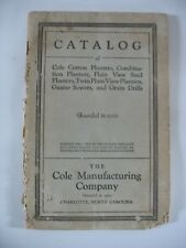 Cole Manufacturing Planter