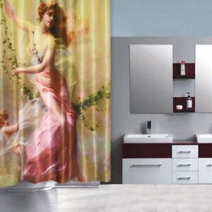 angel shower curtain for sale ebay