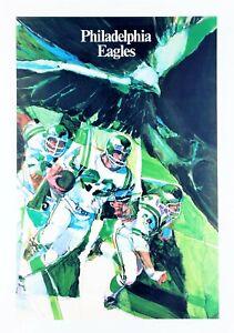 philadelphia eagles football vintage
