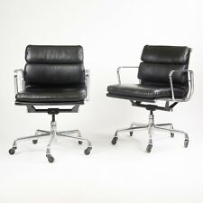 eames chair cushion bean bag chairs bangkok pad in mid century modernism antiques ebay herman miller soft aluminum group black leather 2000s sets avail