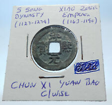 1163AD CHINESE Southern Song Dynasty Genuine XIAO ZONG Cash Coin of CHINA i72526