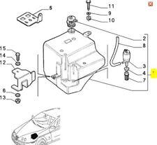 Alfa Romeo Genuine OEM Car Windscreen Wiper & Washer Parts