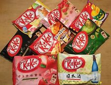 Nestle Kit Kat, Kitkat Japan Limited Series, Sakura Kinako, Cookie & Cream etc