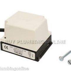 Danfoss 3 Port Valve Wiring Diagram Home Stereo System Ebay Hpa2 Actuator 087n657900