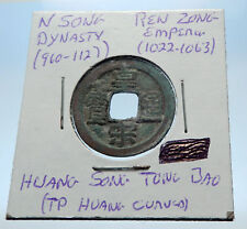 1022AD CHINESE Northern Song Dynasty Antique REN ZONG Cash Coin of CHINA i72704