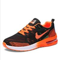 Air 90 Casual Shoes Flyknit Flywire Men's Air Cushion Fashion Sports Sneakers