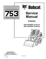 New Bobcat Tilt Tatch Repair Service Manual 2006 6904266