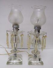Vintage Hurricane Lamp   eBay